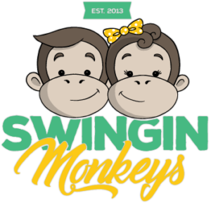 Swingin Monkeys Logo 2021
